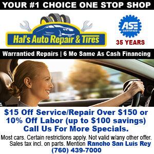 Hal's Auto Repair & Tires